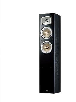Yamaha électronique Europe NS NP-F330Stand haut-parleur noir