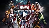 CGR Trailers - MARVEL HEROES Emma Frost Trailer
