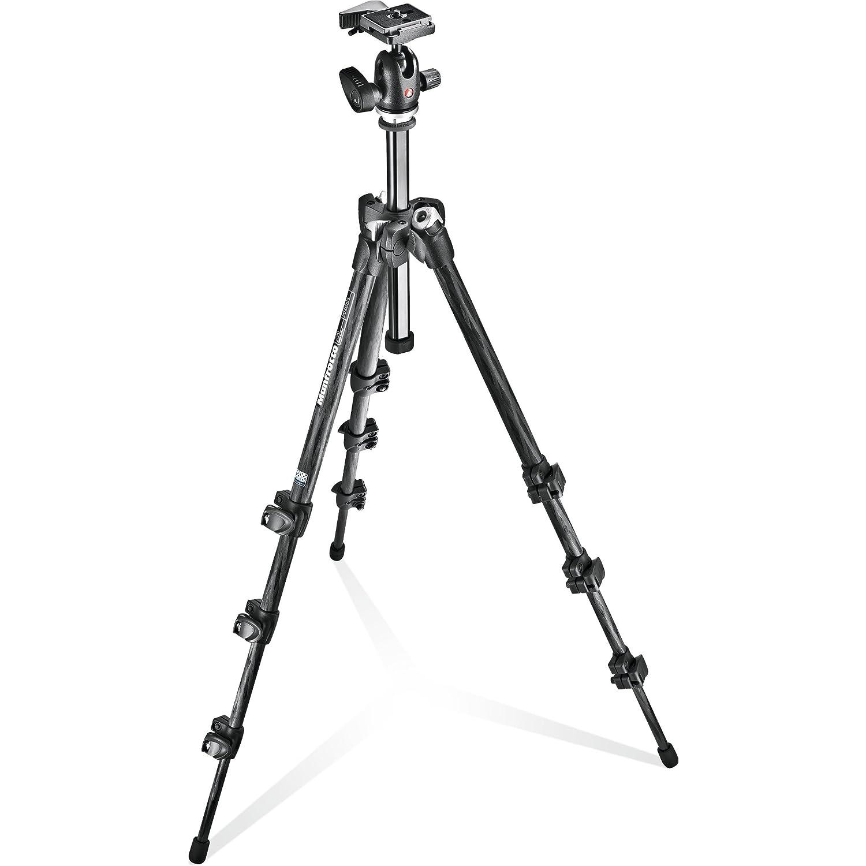 Manfrotto MK293C4-A0RC2 trepied pour appareil photo avec rotule/t