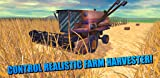 Farm Hay Harvester Simulator 3D