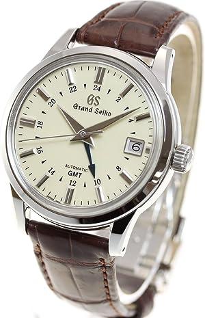 GRAND SEIKO(グランドセイコー) [グランドセイコー]GRAND SEIKO メカニカル 自動巻き 腕時計 メンズ GMT SBGM221