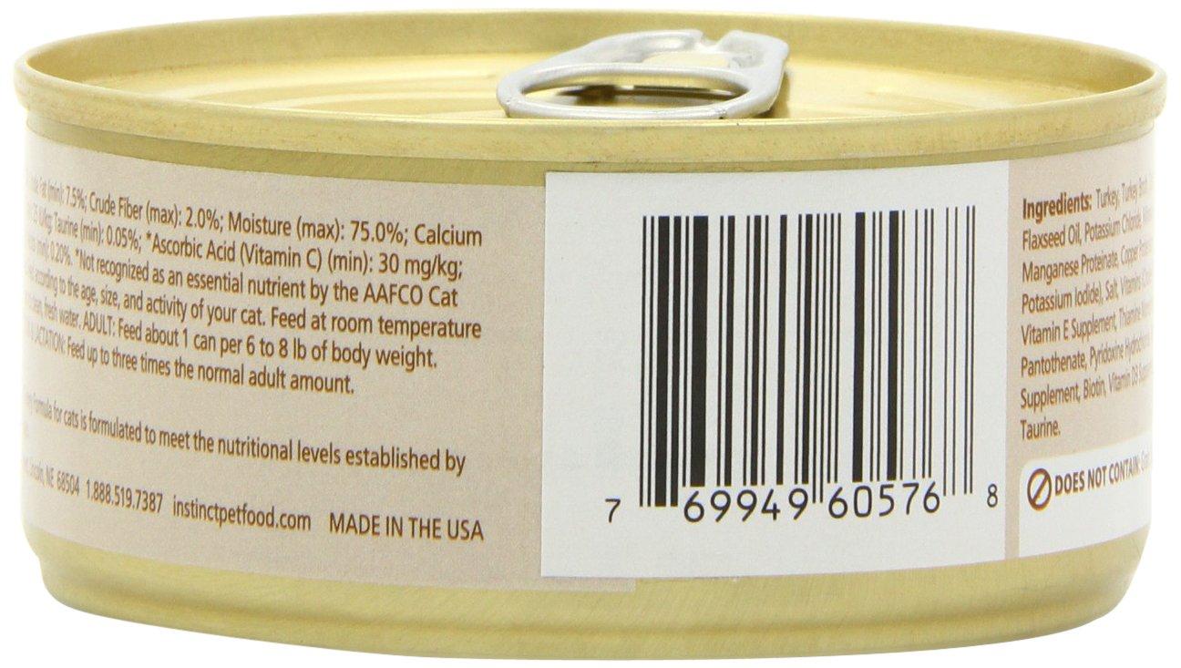 Nature S Variety Instinct Limited Ingredient Diet Turkey