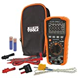 Digital Multimeter TRMS/Low Impedance, Auto-Ranging 1000V Klein Tools MM700 (Tamaño: TRMS/Low Impedance)