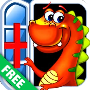 Dr. Dino - Educational Doctor Games For Kids Boys & Girls Education Free from Avocado Mobile Inc