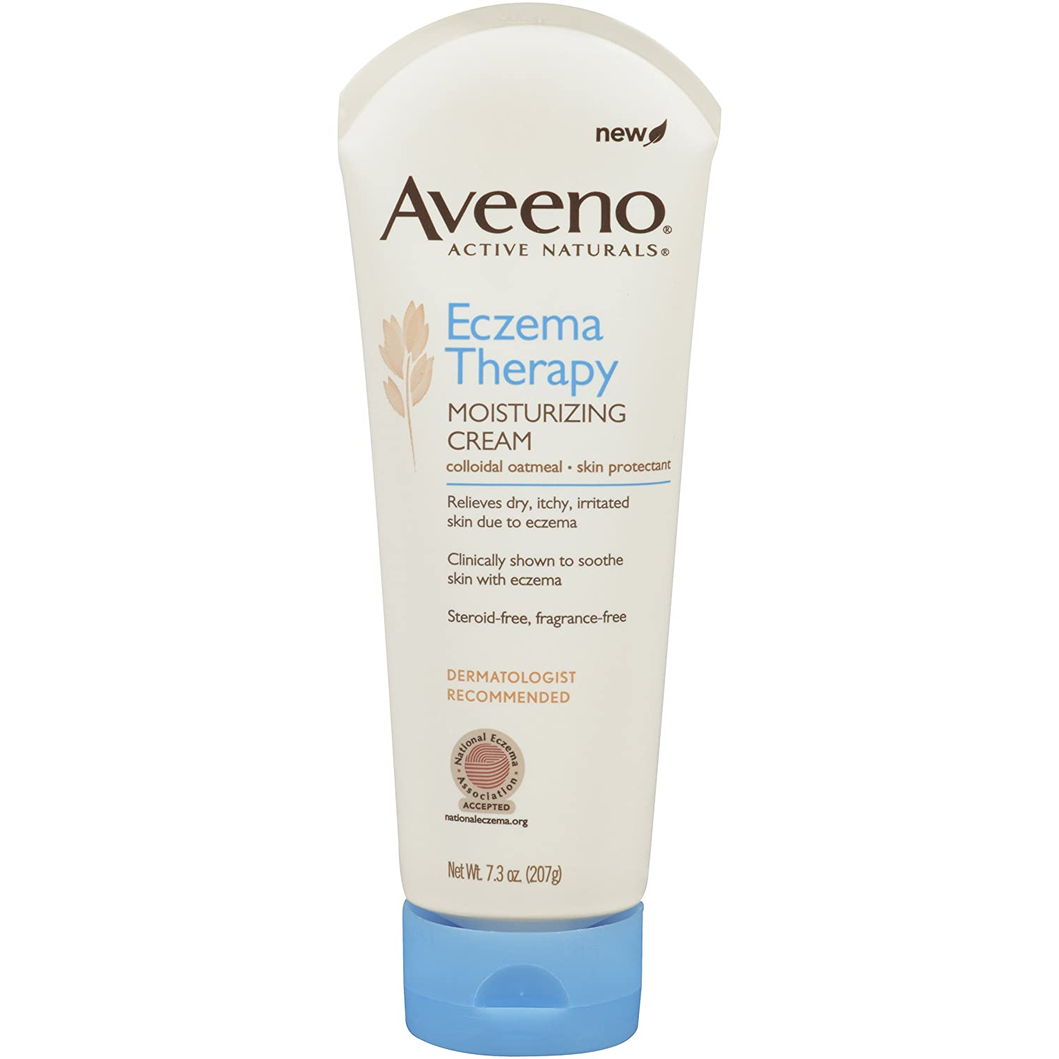 Aveeno Eczema Therapy Skin Cream:  Non-Eczeman Approved