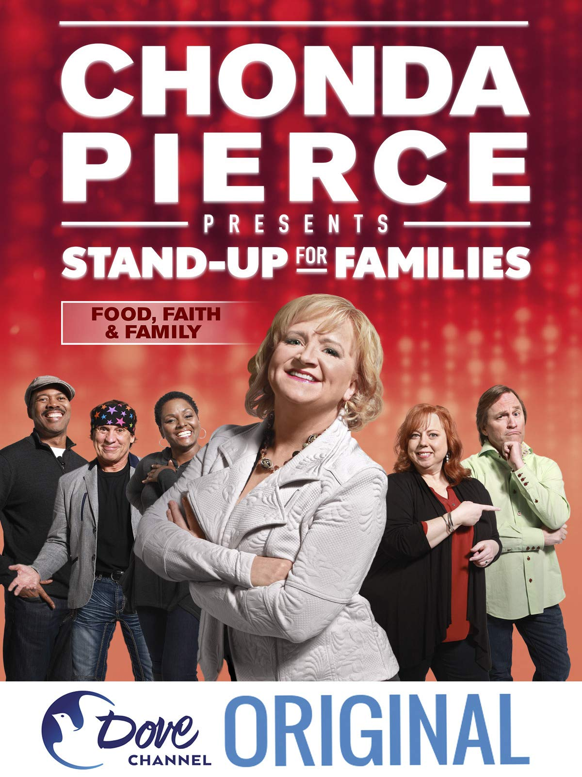 Chonda Pierce Presents: Stand up for Families - Food, Faith & Family on Amazon Prime Video UK