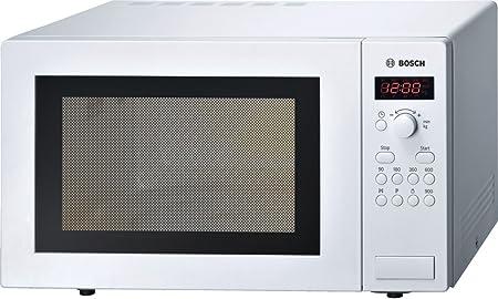 Bosch HMT84M421 Four micro-ondes 25l 900 W Blanc (Import Allemagne)