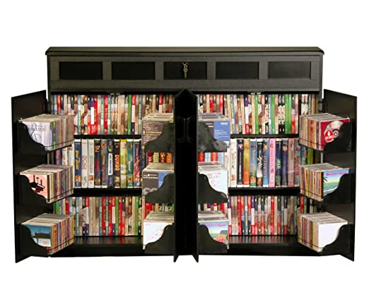 Venture Horizon 2362-32BO Load Media Cabinet Multimedia Storage