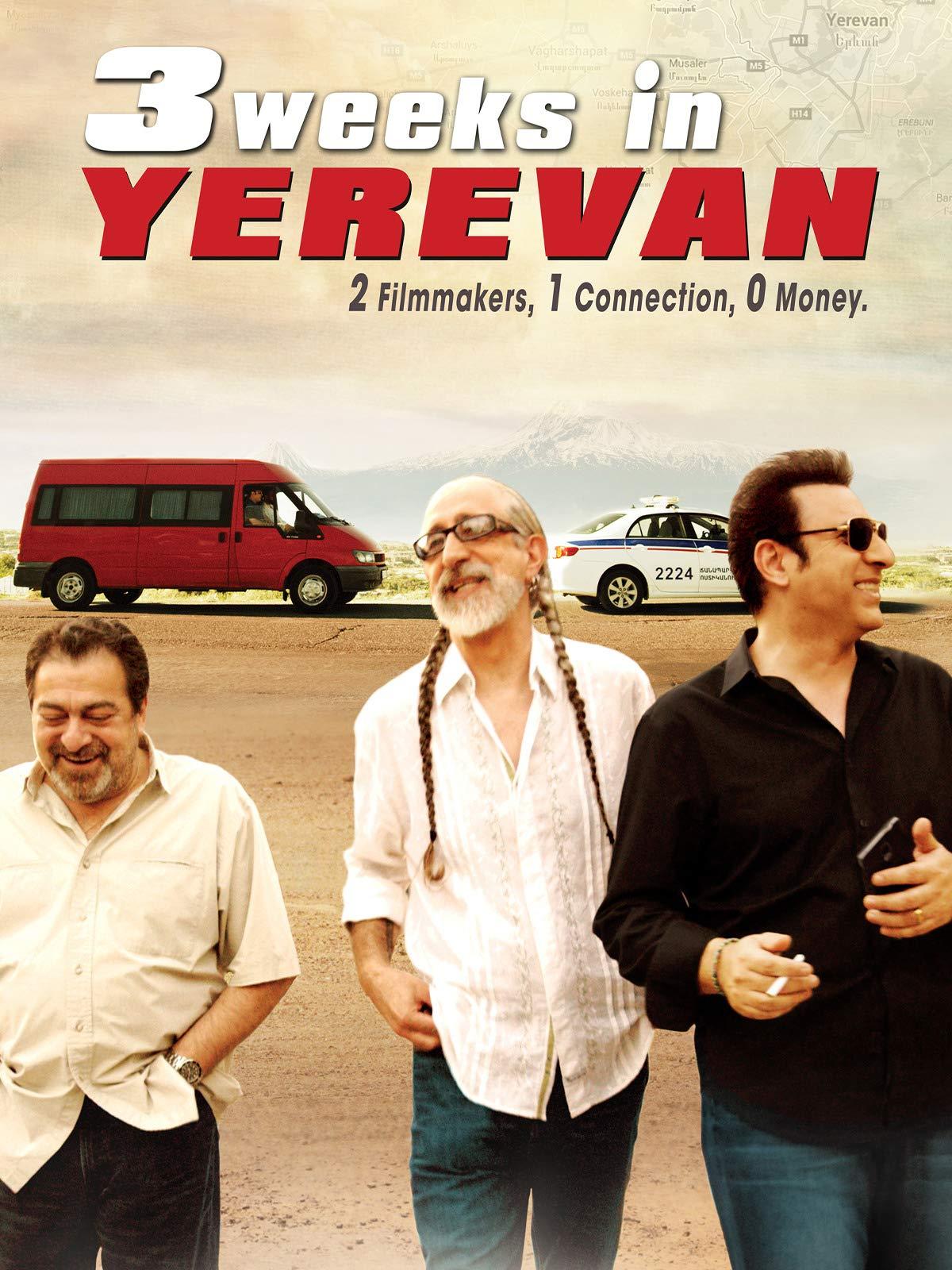 3 Weeks In Yerevan on Amazon Prime Video UK