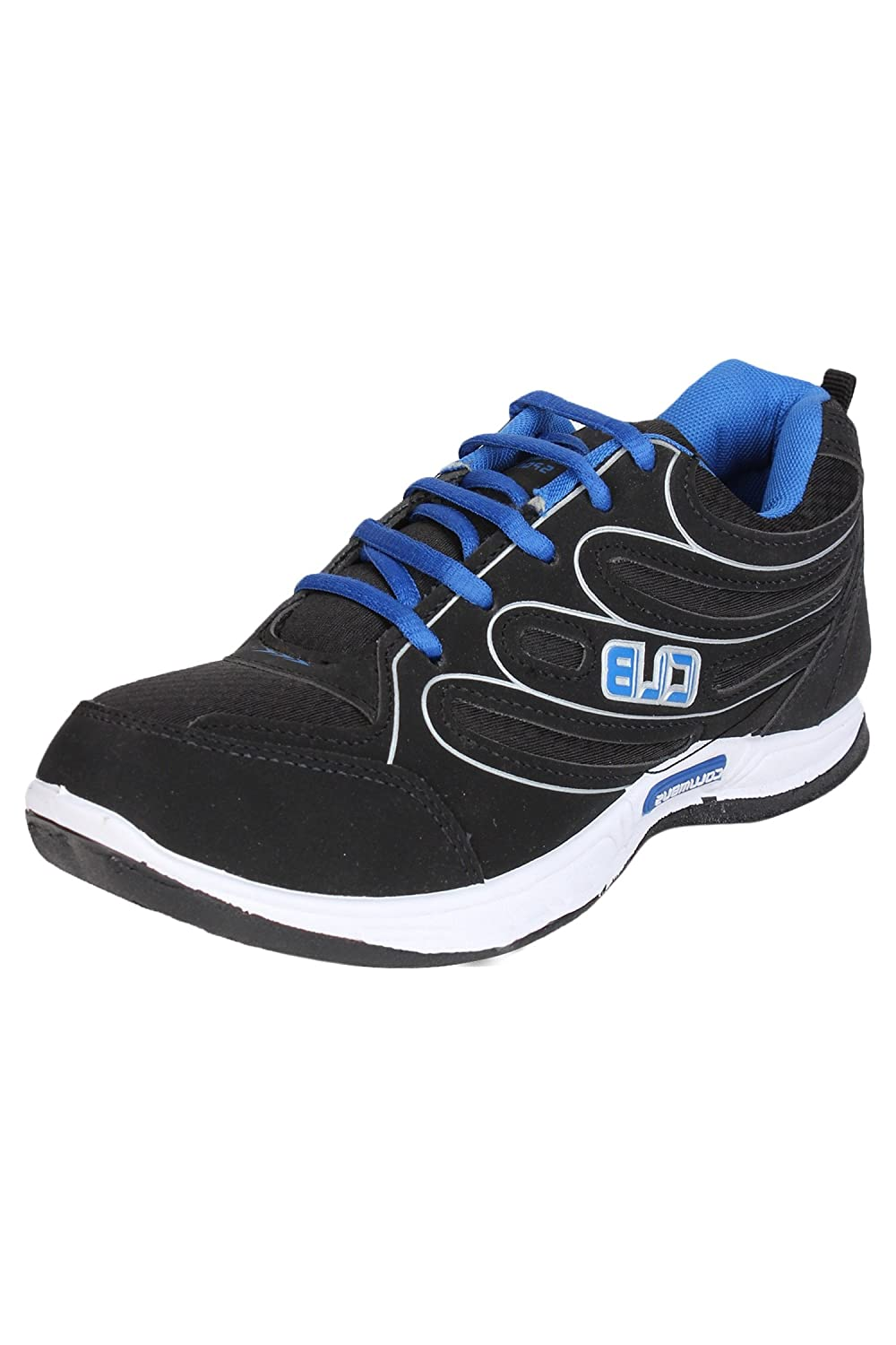 columbus black blue sports shoes available at