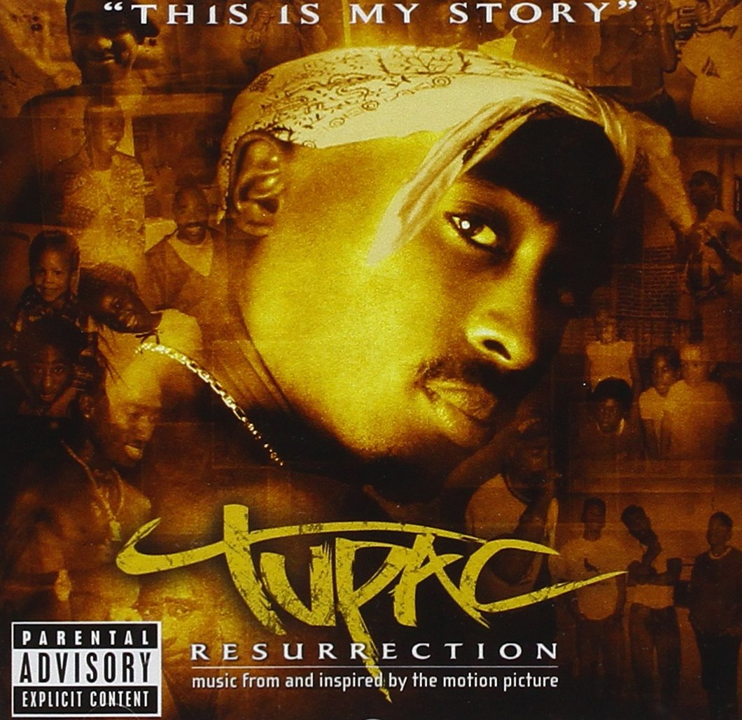 2pac live at the house of blues cd