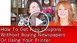 How To Get Free Coupons, from Lauren Greutman
