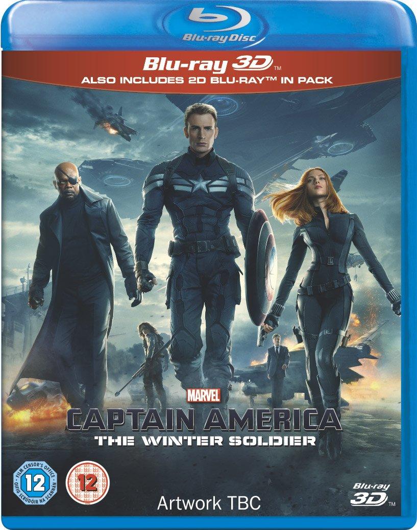 Captain America - Magazine cover