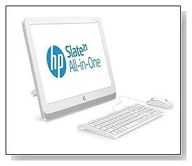 HP Slate 21-K100 Touchscreen All-in-One Desktop Review