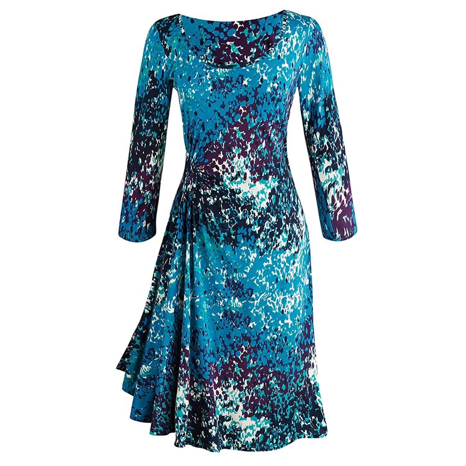 women-lenna-blue-purple-long-sleeve-dress