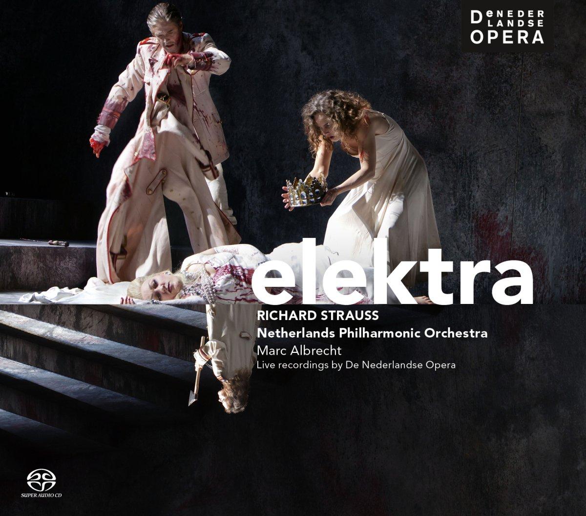 R. Strauss - ELEKTRA - Salonen / Chéreau (Aix 2013) 71-L6jrUyCL._SL1200_