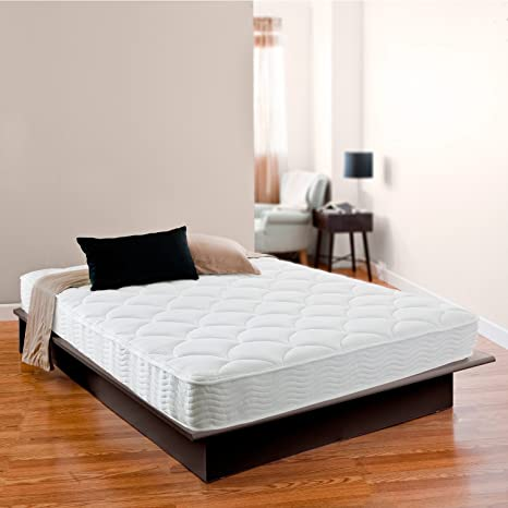 "8"" Night Therapy Premium Tight Top Spring Mattress - Queen"