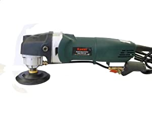Kawaii Variable Speed Wet Stone/Concrete Polisher/Grinder Model WEP250 (Color: Green, Tamaño: full size)