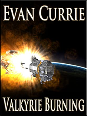 Valkyrie Burning (On Silver Wings Book 3)