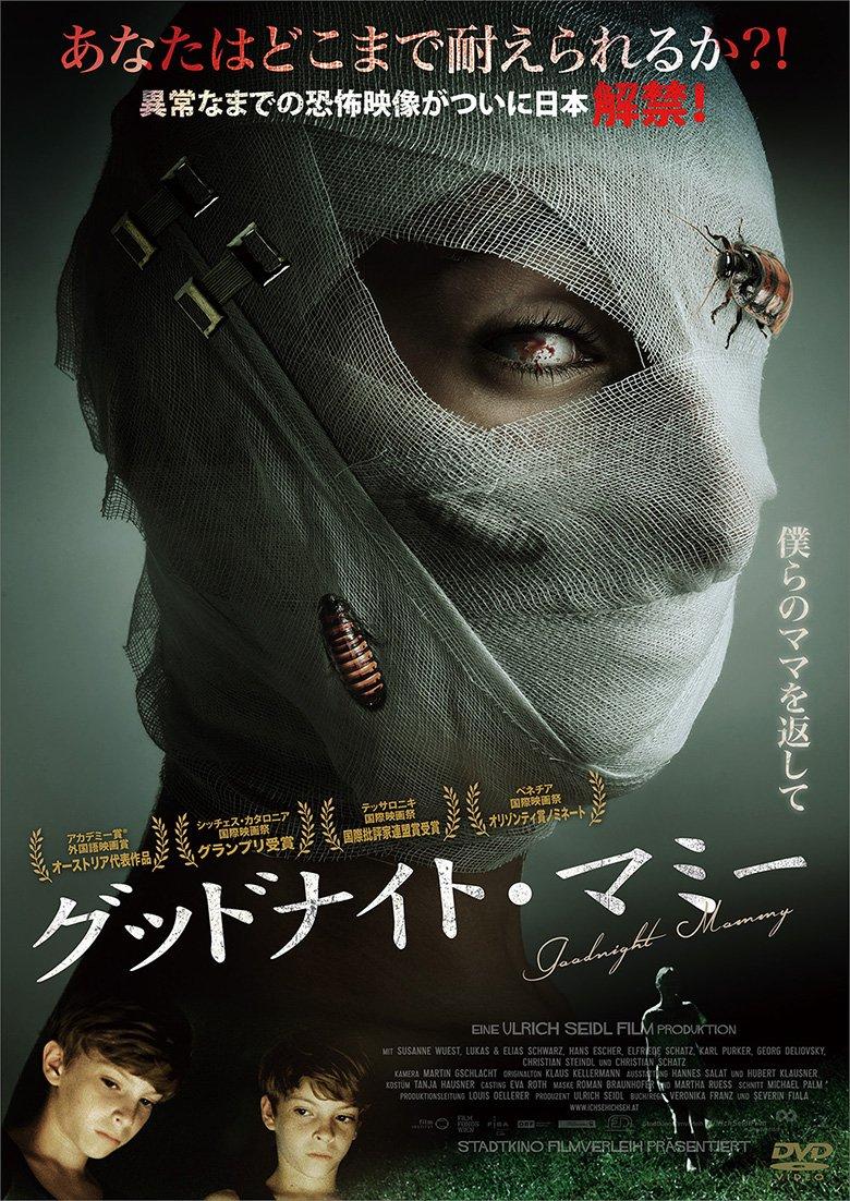 『グッドナイト・マミー』もう一度観返したくなるホラー映画