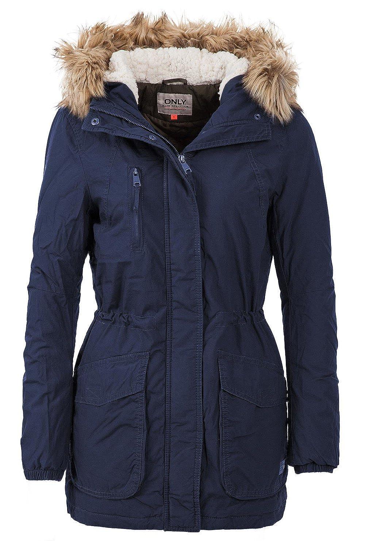 ONLY Damen Mantel London Cotton Coat Otw Bb günstig