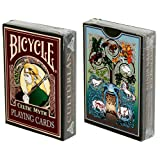 Bicycle Celtic Myth Playing Cards Asymmetrical