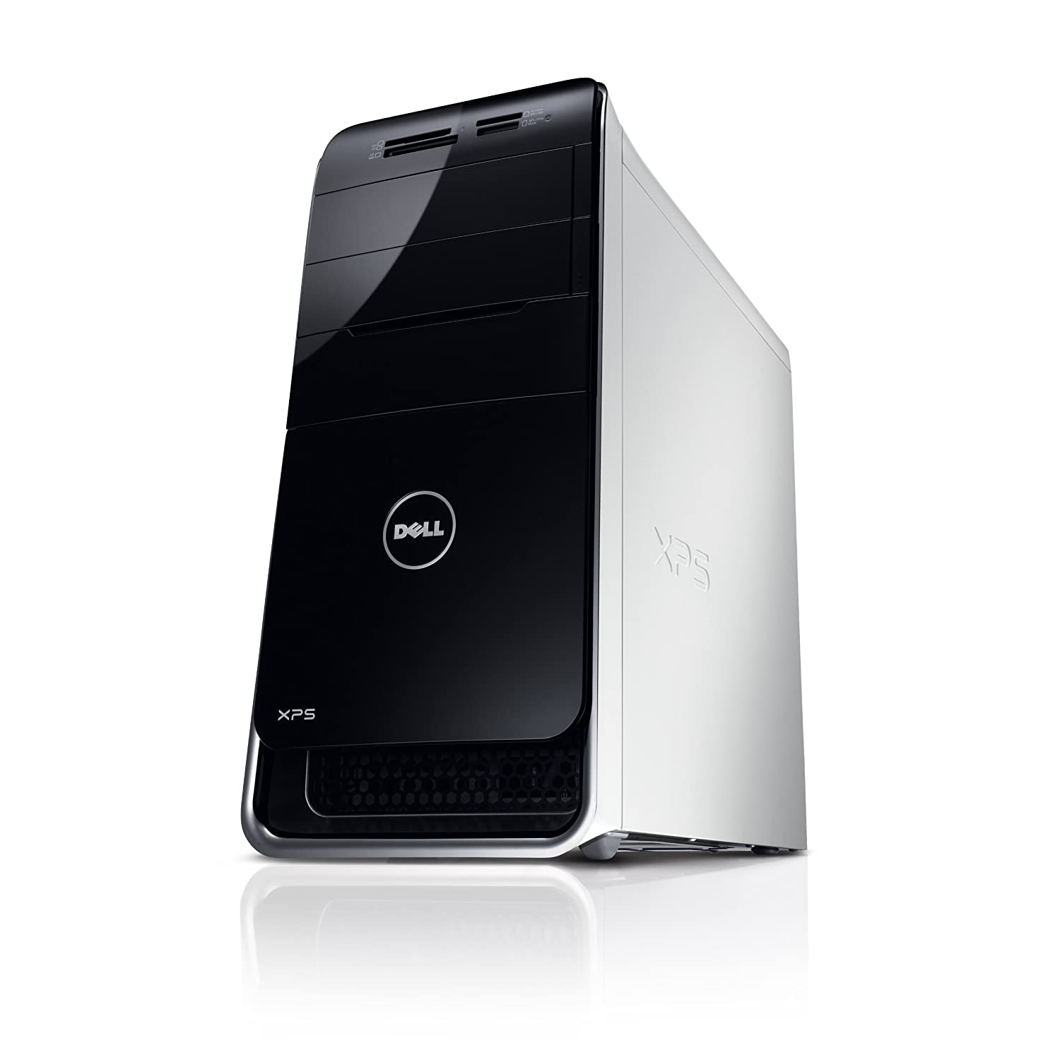 new dell xps 8300 desktop intel i7 2600 8gb 1tb blueray ebay. Black Bedroom Furniture Sets. Home Design Ideas