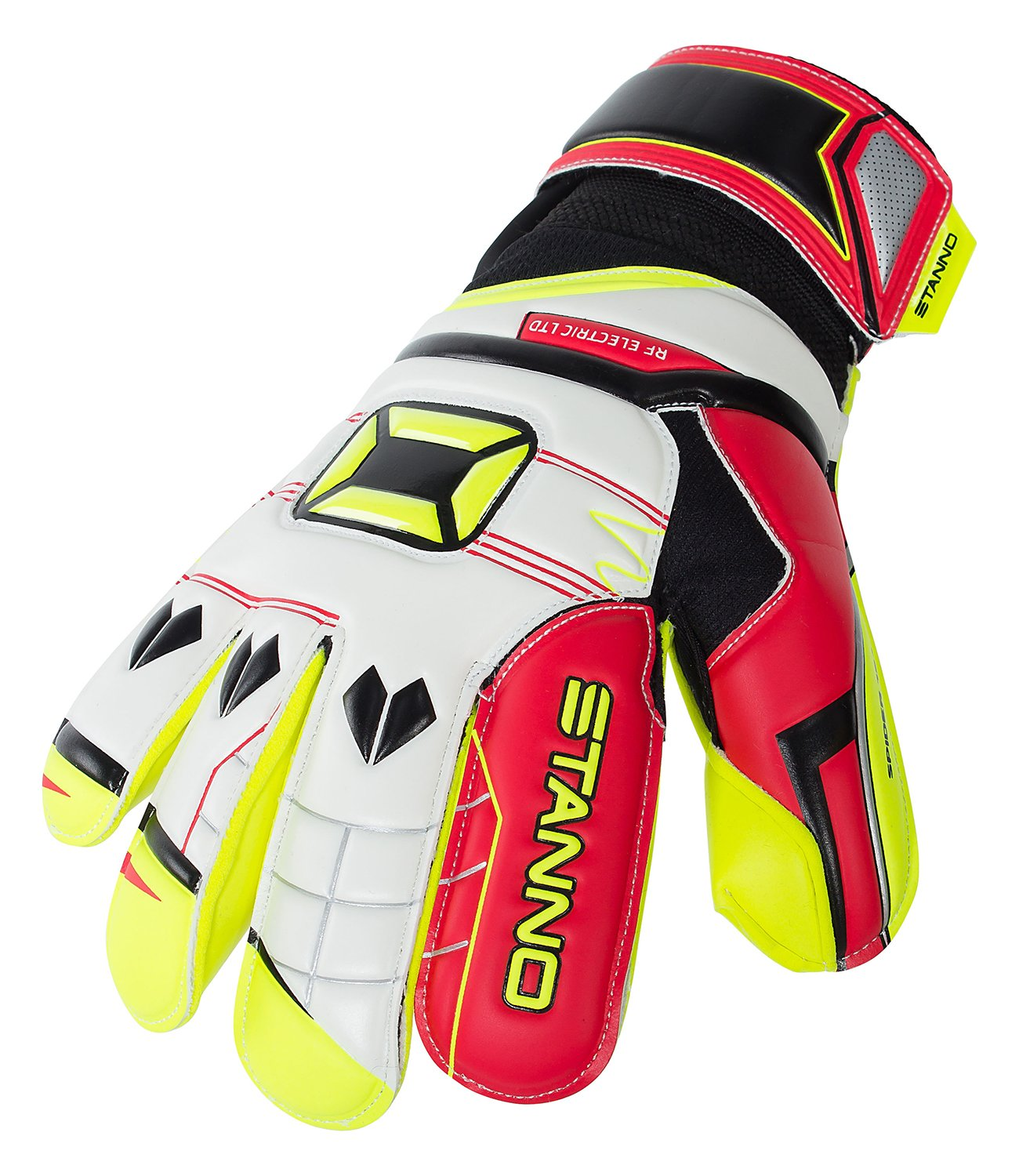 Stanno Electric Limited Junior Goalkeeper Gloves uhlsport eliminator soft supportframe goalkeeper gloves