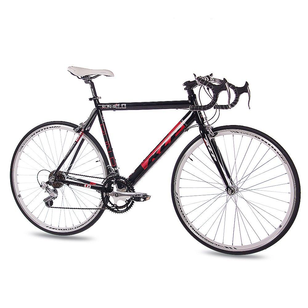 Bicicleta carretera. Bicicleta de carreras KCP Bike Run 1.0 Alloy de 14 velocidades