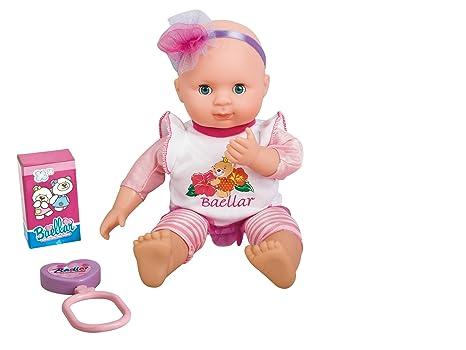 XZX 31 cm enfants témoins de lumière embrassent Barbie Fun compagnon