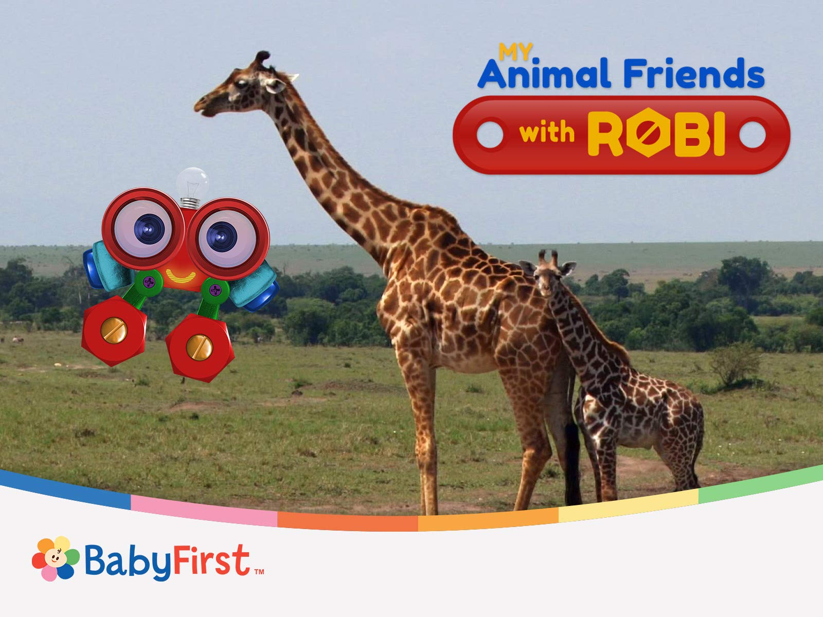 Animal Fun With BabyFirst on Amazon Prime Video UK