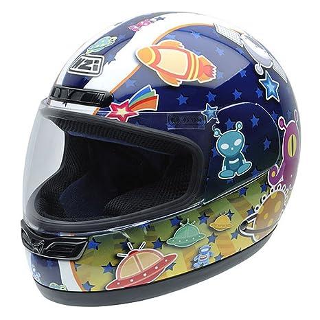 NZI 050249G614 activy multi space-casque enfant-multicolore
