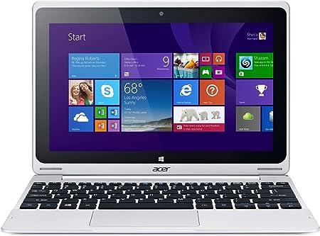 """Acer Aspire Switch10 SW5-012 W8.1 64 Tablette tactile 10,1"""" (25,65 cm) Intel Atom Z3735F 1,33 GHz 2 Go Windows 8.1 Wi-Fi Noir"""