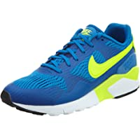 Nike Womens Air Pegasus 92 Shoes (Blue Spark or Bright Crimson)
