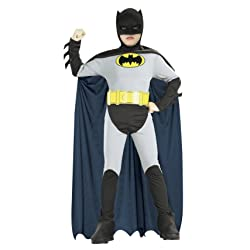 Batman Classic Halloween Costume for kids