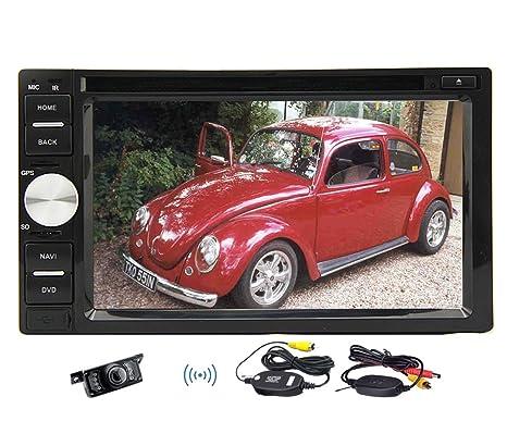 Android Car Radio Double Din stšŠršŠo š€ šŠcran Dash Touch Quad-Core GPS Sat Nav Soutien DAB Wifi Bluetooth Autoradio Double Din Android 4.2 stšŠršŠo voiture soutien Mirror-