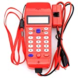 Nf-866 Cable Tester Phone for Telephone Telecommunication,check Phone Dtmf Caller Id Auto Detection