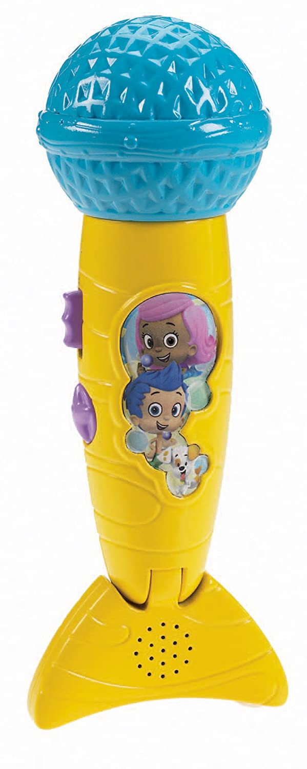 Fisher-Price Nickelodeon Bubble Guppies Mic