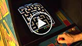 Classic Game Room - MS. PAC-MAN Arcade Game Review