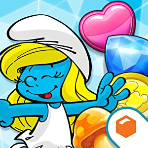 Smurfette's Magic Match from Beeline Interactive, Inc.