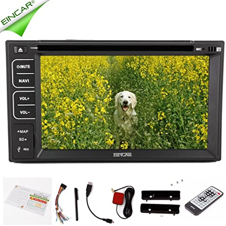 2 Din Chef d'unitšŠ 6,2 pouces tactile de navigation GPS lecteur DVD radio numšŠrique Ipod stšŠršŠo Bluetooth PC En voiture Dash DVD lecteur CD avec tšŠlšŠcommande