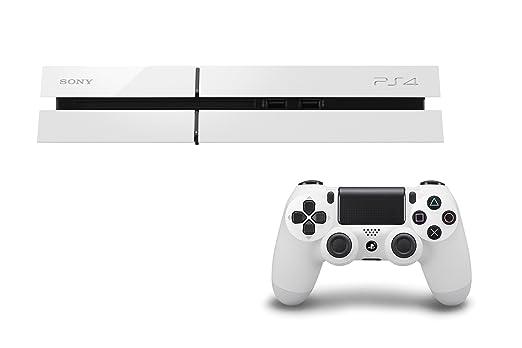 PlayStation 4 - Konsole weiß