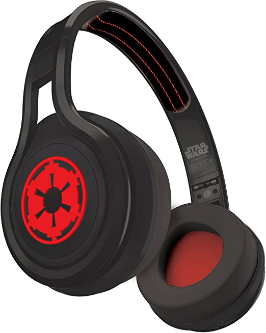 SMS Audio SMS-ONWD-SW-GALACTIC Casque avec microphone Édition limitée Star Wars Imperial Limited Street by 50