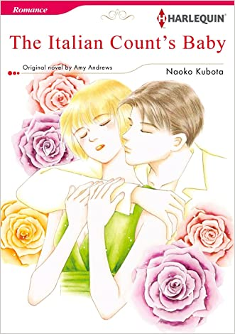 THE ITALIAN COUNT'S BABY (Harlequin comics) written by Amy Andrews