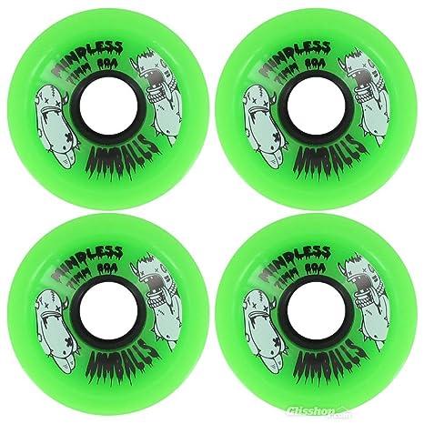 Mindless Longboards Nimball Wheels nimball green / vert Taille Uni