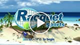 Classic Game Room - RACQUET SPORTS For Nintendo Wii...