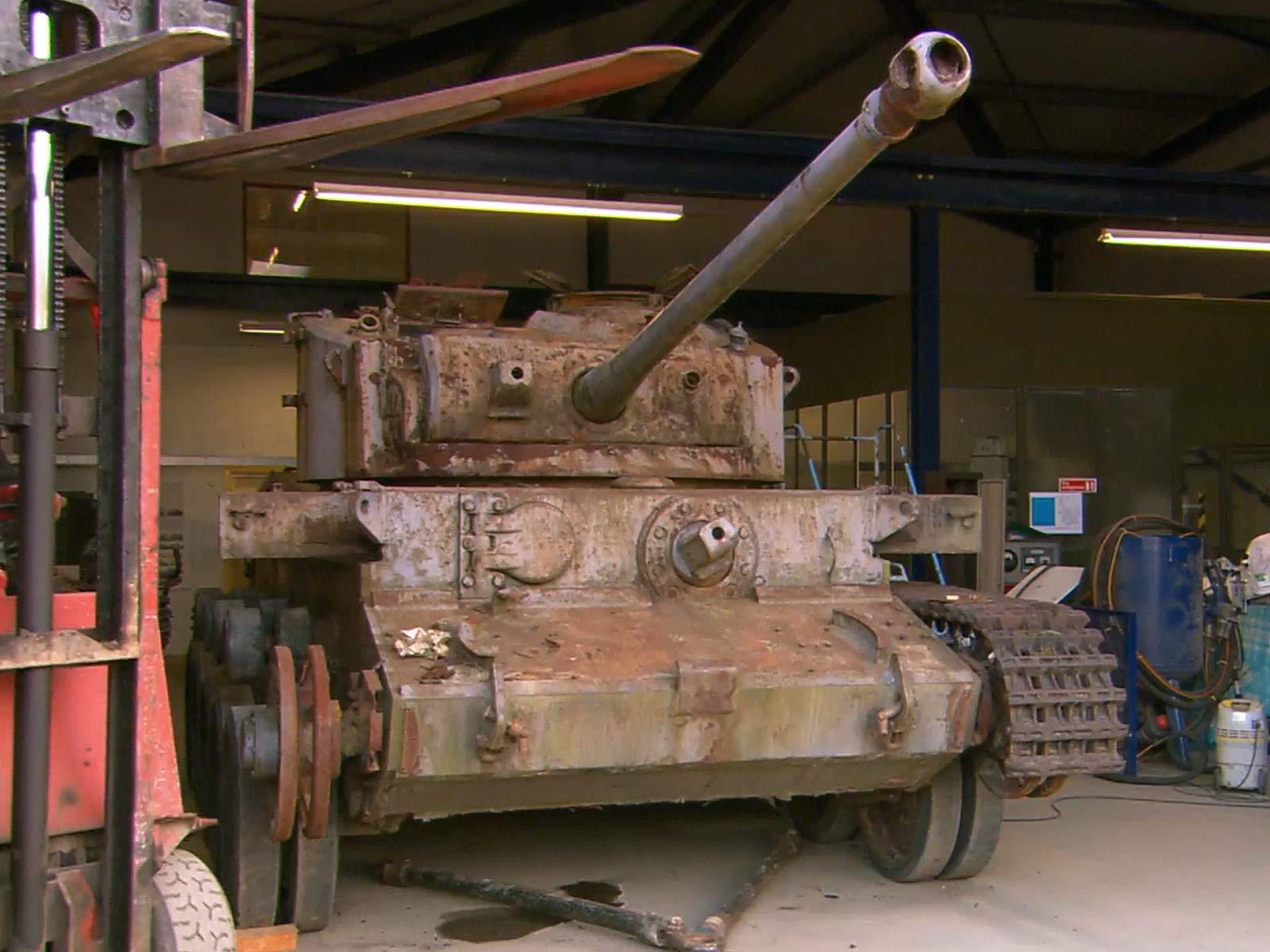 Tank Overhaul on Amazon Prime Video UK