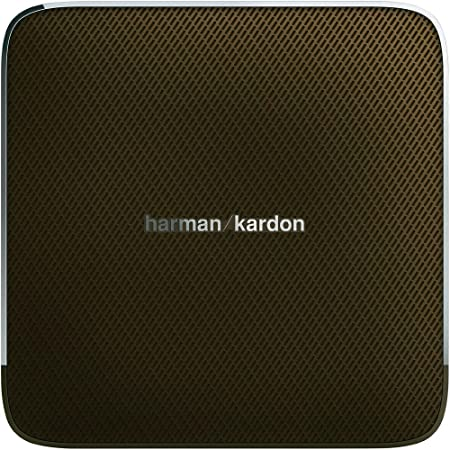 Harman-Kardon Esquire Enceinte portable 10W compatible Bluetooth et NFC - Marron