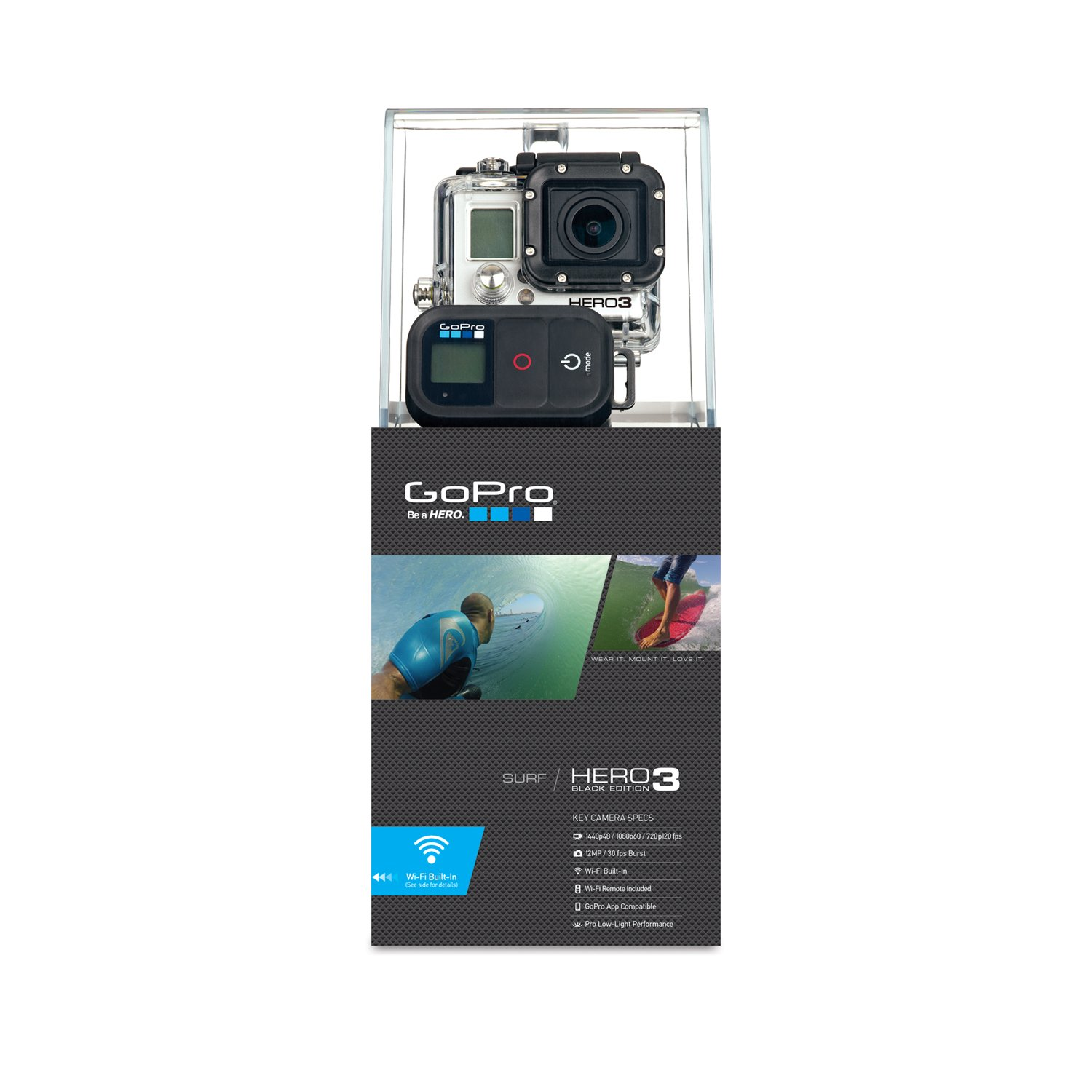 GoPro HERO3 Black: Surf Edition