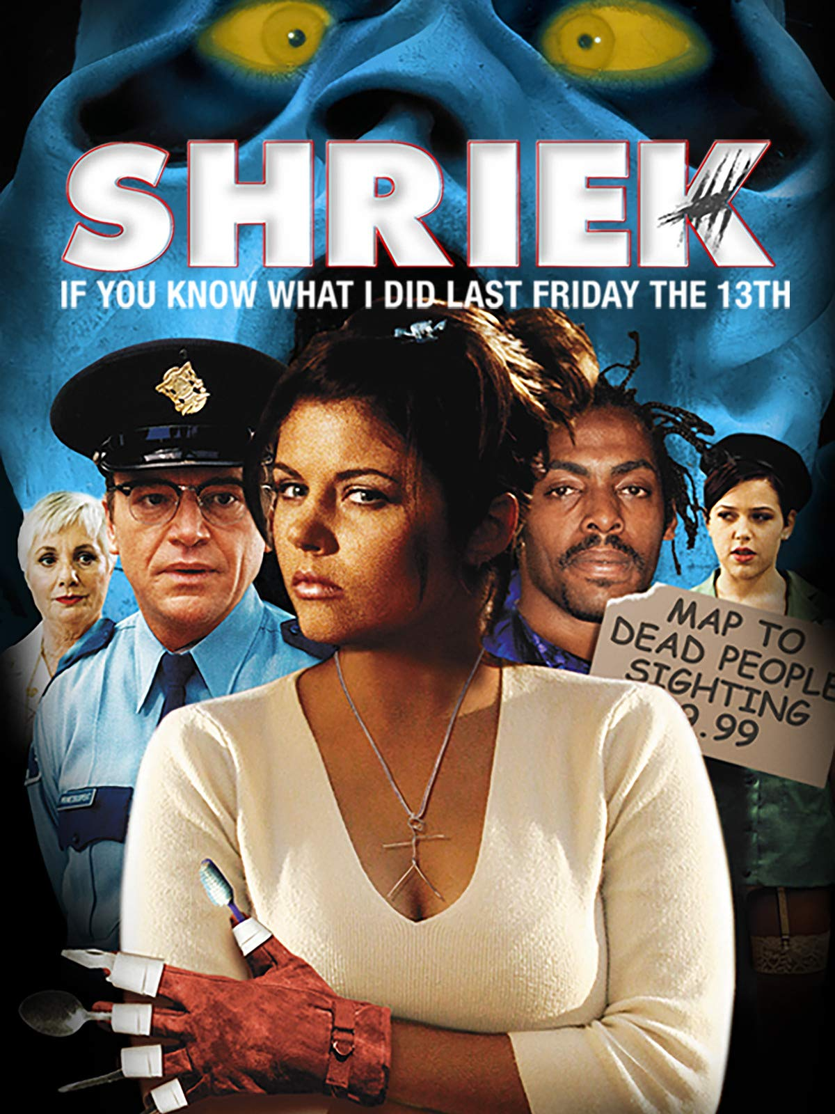 Watch Shriek If You Know What I Did Last Friday the 13th on Amazon Prime Instant Video UK